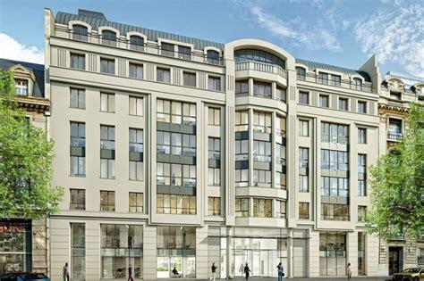 immobilier de bureaux cbre conseille bain company dans ses projets d