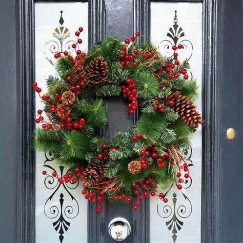 home decor 25 christmas wreath ideas messagenote