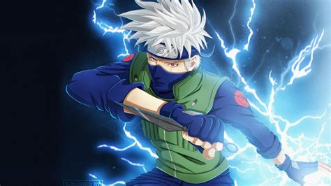 Everything related to the naruto and boruto series goes here. Desktop wallpaper anime, kakashi hatake, white hair, anime ...