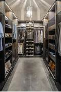 Amazing Modern Walk In Closets Walk In Closet For Men Masculine Closet Design 10