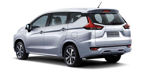 2018 Mitsubishi Expander crossover MPV revealed - photos ...