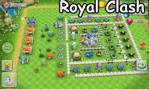 Royal Clash Game