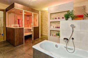 Sauna Für Badezimmer : der ideale platz f r ihre sauna oder infrarotkabine ~ Lizthompson.info Haus und Dekorationen