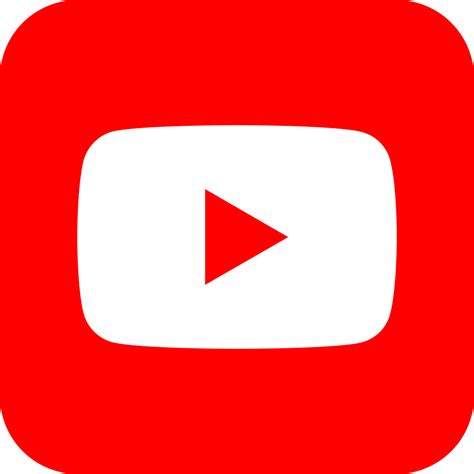 Fileyoutube Social Red Squircle (2017)svg Wikimedia
