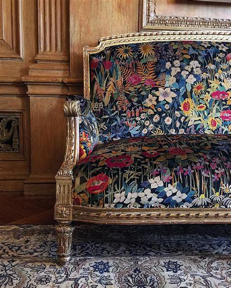 Furniture Upholstery Fabric by Janehallworth Maisondeluxe2015 Beautiful