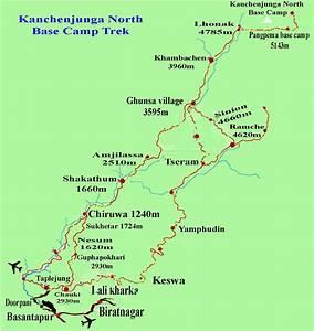Mt. Kanchenjunga Base Camp Trek - kanchanjunga ...