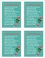 Candy Cane Gospel Poem for Christmas - Flanders Family ...