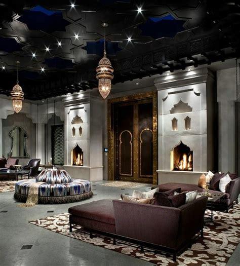 moroccan house  la stylish  spectacular interior
