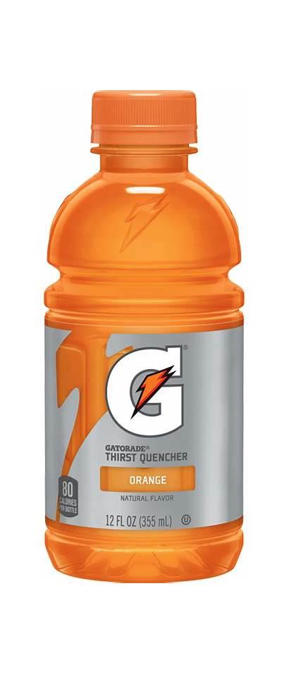 Orange Gatorade Oz Fl Quencher Thirst Perform