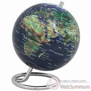 Mini Globe Terrestre : mini globe galilei physical no 2 emform se 0765 dans globe terrestre marin ~ Teatrodelosmanantiales.com Idées de Décoration