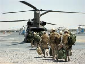 Us Special Forces Helicopter