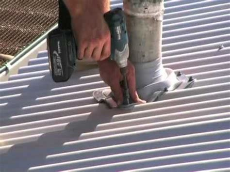 asbestos roof removal roof replacement video youtube