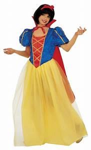 Deguisement Princesse Disney Adulte : d guisement blanche neige adulte ~ Mglfilm.com Idées de Décoration