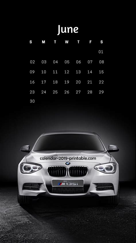 Sports Car Wallpaper 2017 Desktop Calendars by June 2019 Iphone Calendar Car Wallpaper 2019 Calendars