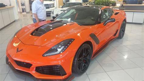 2019 Chevrolet Corvette Zr1 For Sale In Houston, Tx