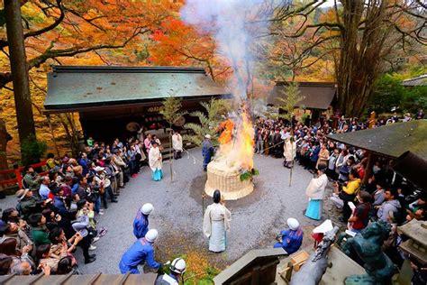 festival november japan festivals autumn season shrine kifune jpninfo indonesia happening