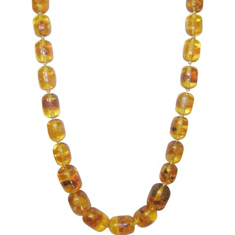 Vintage Baltic Amber Bead Necklace From Robbiaantique On. Mens Fashion Beads. Dress Beads. Patterns Beads. Silk Saree Beads. Skull Beads. Black Bead Chain Model Beads. Pavalam Beads. Baking Beads