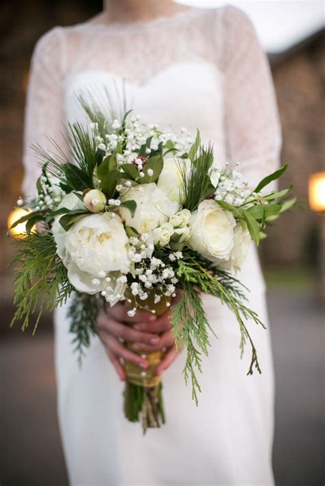winter wedding bouquets ideas  pinterest