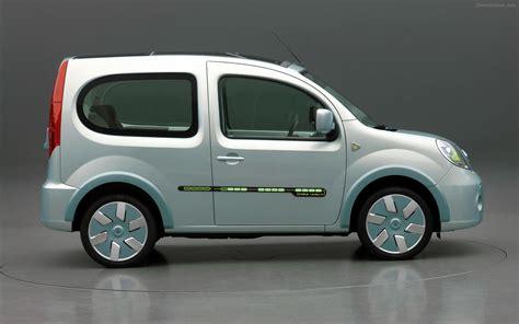 2010 Renault Kangoo Be Bop Z.e. Widescreen Exotic Car