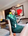 長榮空姐 可愛身材好 - 表特 - 長榮空姐,空姐,台灣正妹