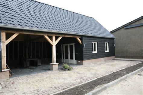 Eiken Schuur Ulvenhout by Homeproof Projecten Bouwen Vlaamse Schuur Ulvenhout