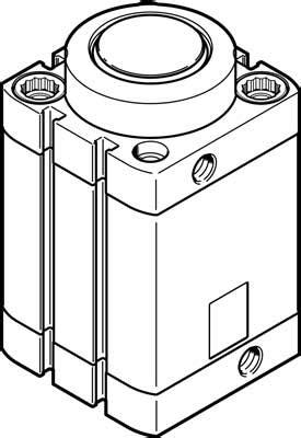 Festo DFSP-50-30-DS-PA 576149 | Festo Stopper Cylinders