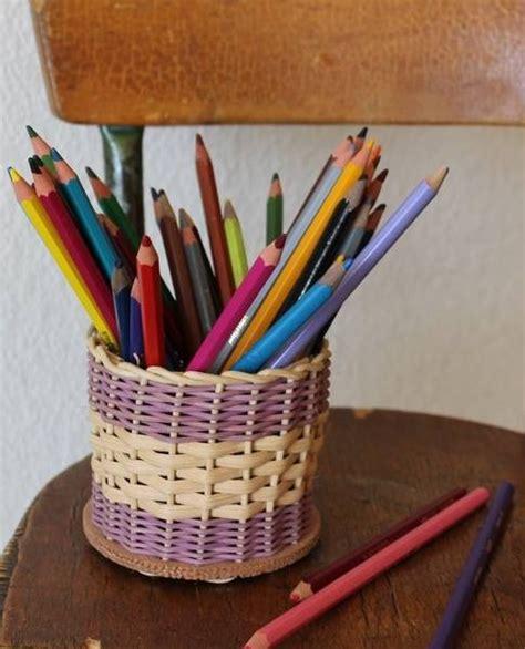 kit 171 pot 192 crayons 187 vannerie osier rotin