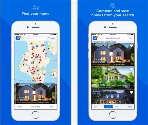 real estate apps  iphone    canadausa