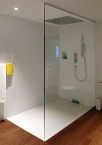 Duschtrennwand Bodengleiche Dusche : trennwand dusche glas verschiedene design ~ Michelbontemps.com Haus und Dekorationen