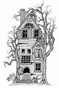 Arum Dans La Maison : une grande maison hant e vous de colorier ses moindres petits d tailsa partir de la galerie ~ Melissatoandfro.com Idées de Décoration