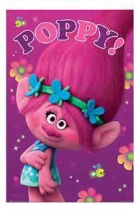 DreamWorks Troll Movie Characters Poppy