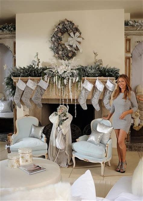 Christmas Decorating With The Stars  Home Trends Magazine
