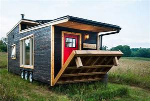 Tiny House Anhänger : minimalistic houses photos greenmoxie tiny house homify ~ Articles-book.com Haus und Dekorationen