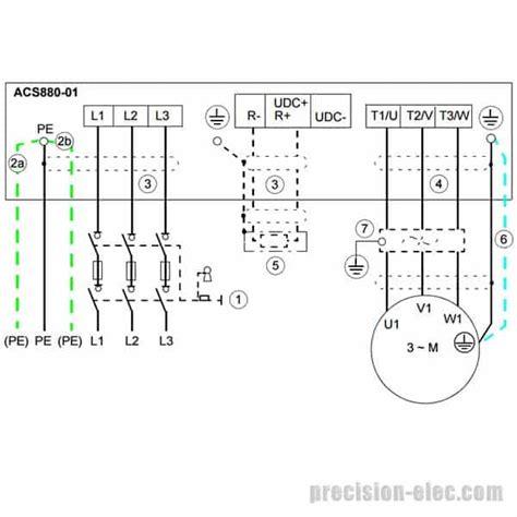 Wiring Diagram Dc Drive by Buy Acs880 01 361a 5 300 Hp Abb Acs880 Vfd