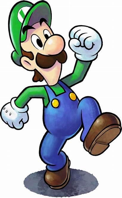 Luigi Mario Artwork Alt Awesome Dx Rpg