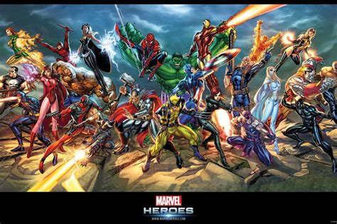 marvel  dc wallpaper wallpapertag