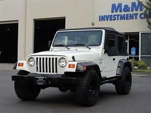 1998 Jeep Wrangler Sport    4x4    6cyl    5