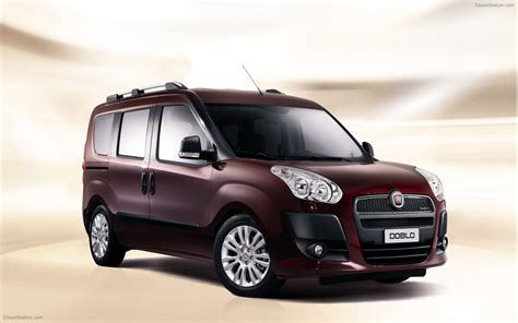 Fiat Doblo by 2010 Fiat Doblo Widescreen Car Image 04 Of 14