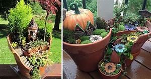 deco jardin fee With exemple de jardin de maison 15 nuanciers et finitions