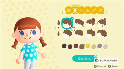 animal crossing hairstyles list top  pop cool