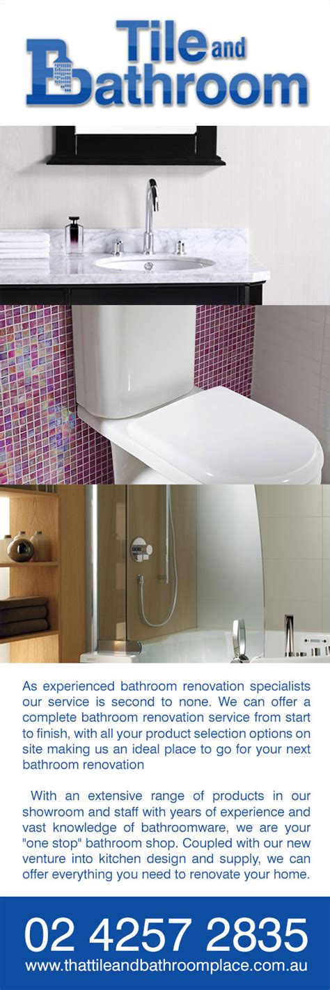 Tile And Bathroom Place Albion Park tile and bathroom place bathroom renovations designs