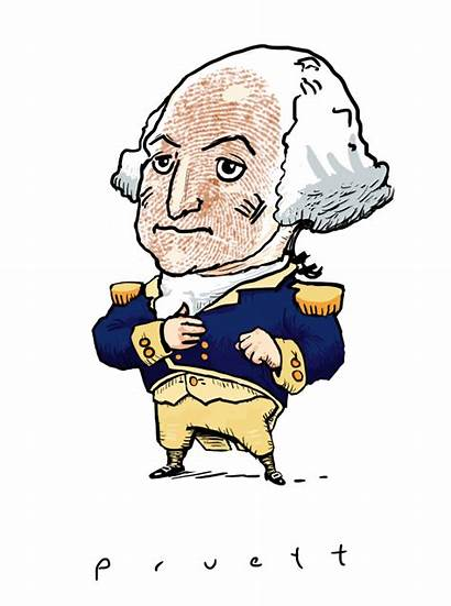 Washington George Clipart Cartoon Clip Clipartmag Clipartbest