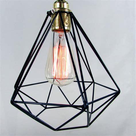 purple pendant light cage pendant light by unique 39 s co