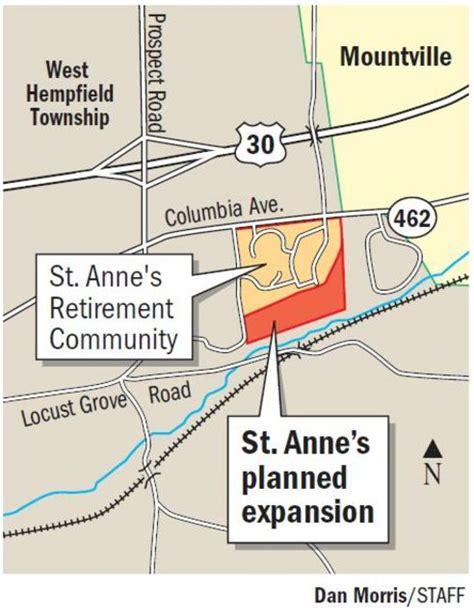 st annes retirement community plans multi million dollar