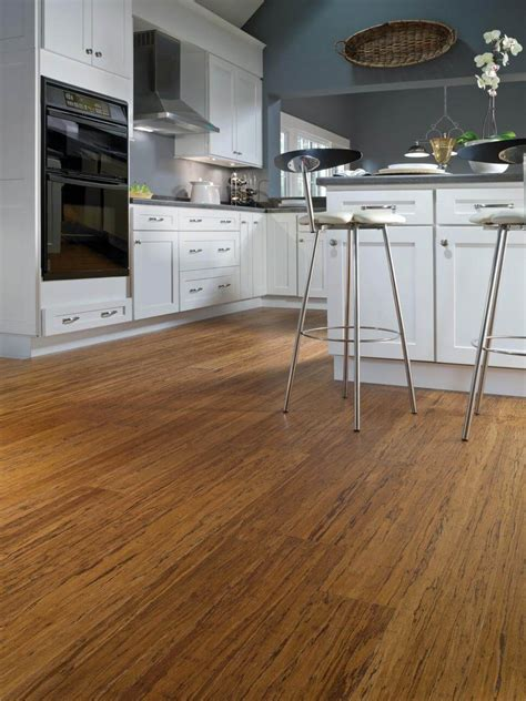 Choose the right dimension for kitchen floor tiles. 20 Best Kitchen Tile Floor Ideas for Your Home - TheyDesign.net - TheyDesign.net