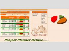 Excel Project Manager – The Gantt Chart on Steroids