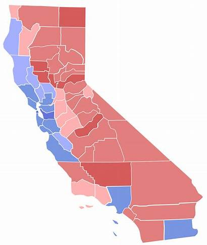 California Svg 2002 Election State Secretary County