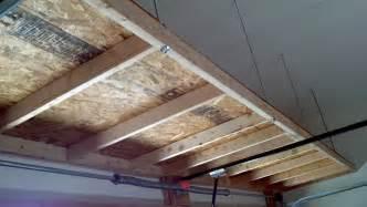 garage ceiling lift hoist storage system home design ideas