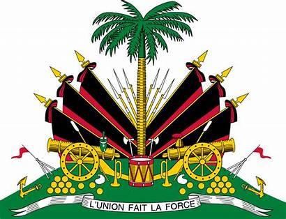 Svg Haiti Arms Coat 1964 1986 Pixels
