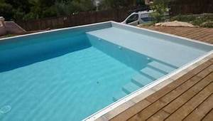 escalier pour piscine prix achat et conseils chez With escalier d angle piscine beton